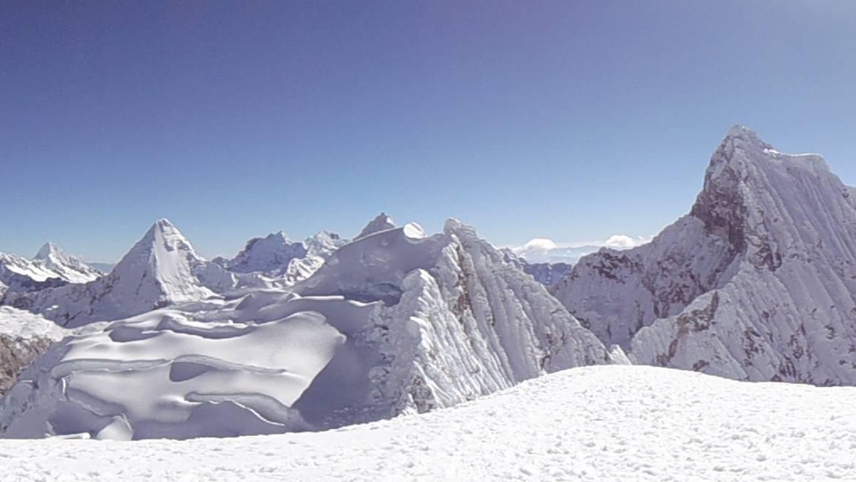 Pisco 5750 msnm
